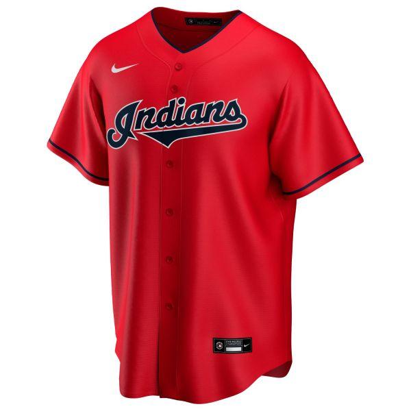 Nike Cleveland Indians Alternate Baseball Jersey rot
