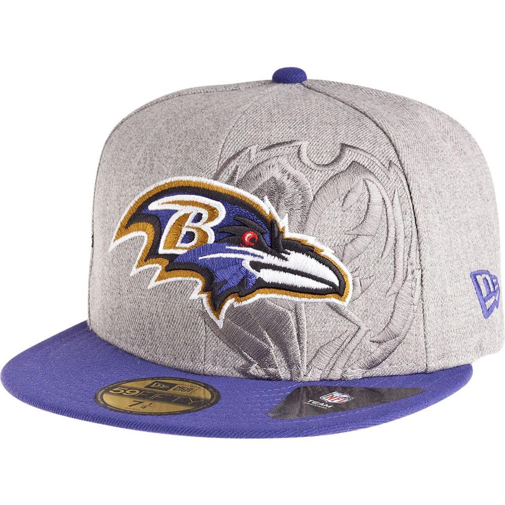 amfoo - New Era 59Fifty Cap - SCREENING NFL Baltimore Ravens