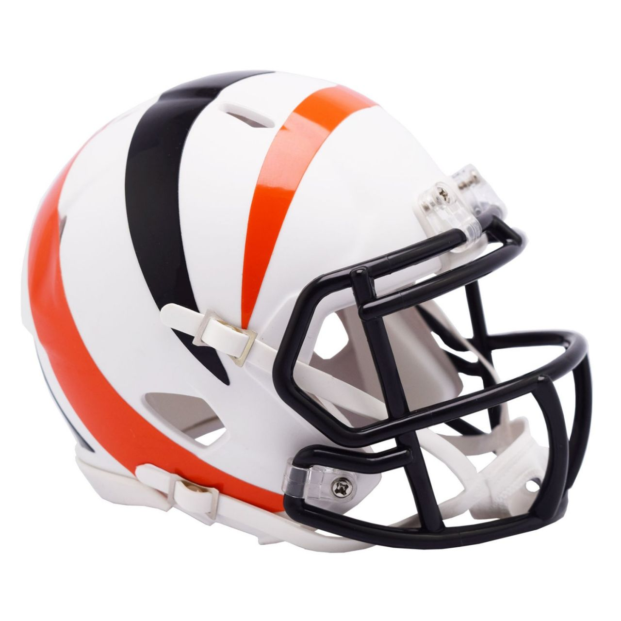 amfoo - Riddell Speed Mini Football Helm - AMP Cincinnati Bengals