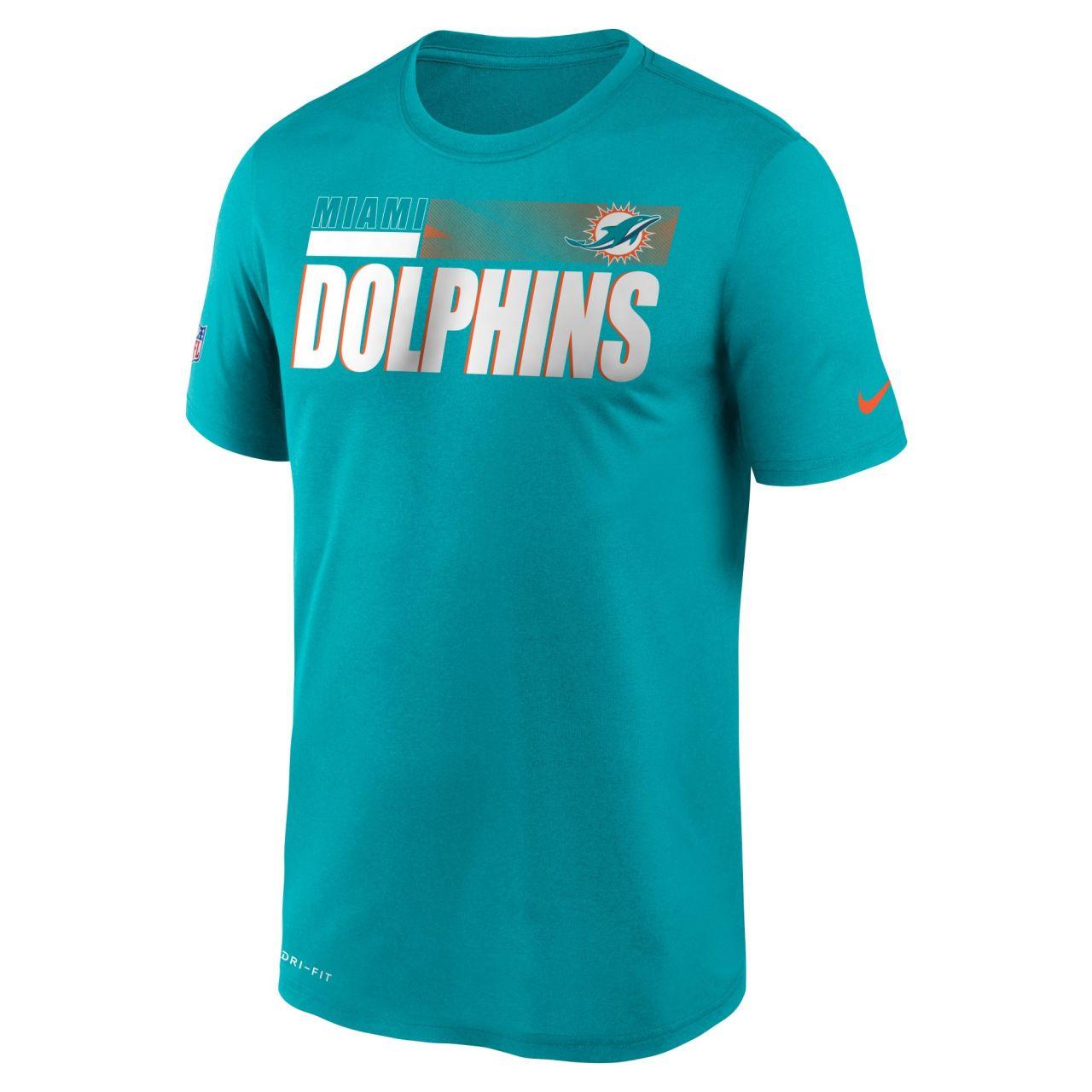 amfoo - Nike Dri-FIT Legend Shirt - SIDELINE Miami Dolphins