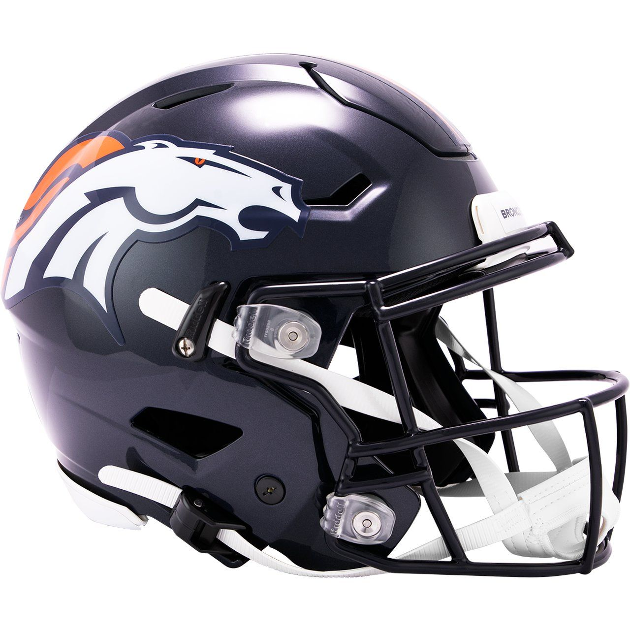amfoo - Riddell Authentic SpeedFlex Helm - NFL Denver Broncos