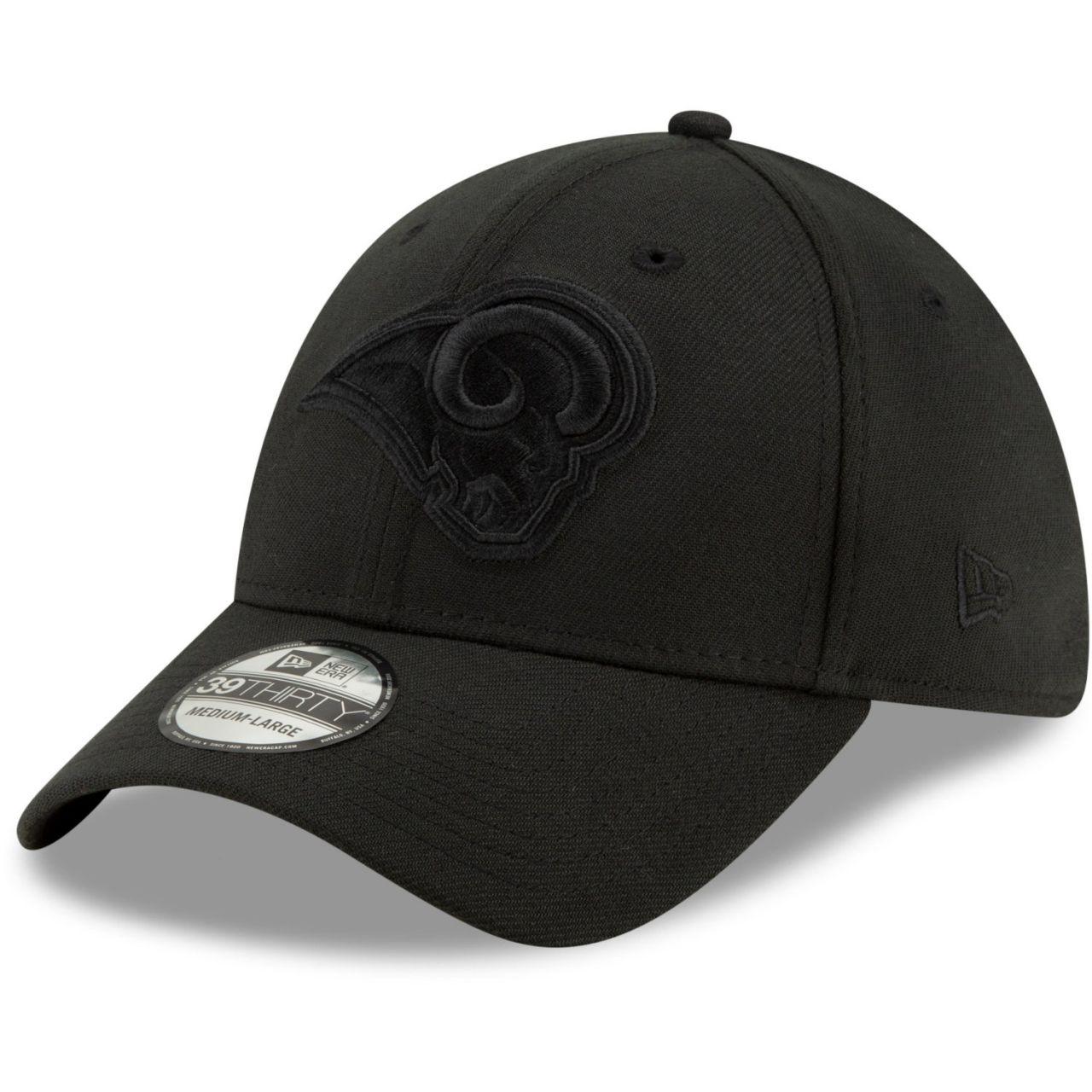 amfoo - New Era 39Thirty Stretch Cap - NFL Los Angeles Rams