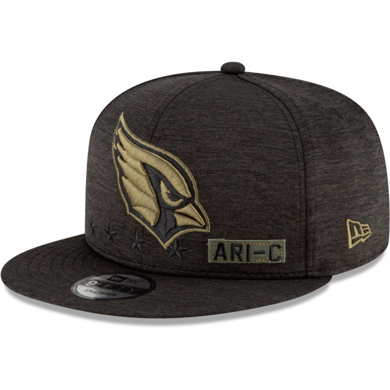 amfoo - New Era 9FIFTY Cap Salute to Service Arizona Cardinals